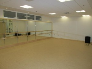 Dance-Program Room